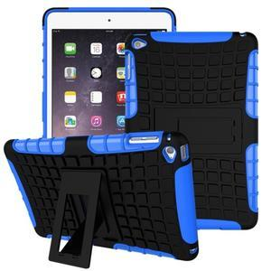 Outdoor odolný obal na tablet iPad mini 4 - modrý - 1