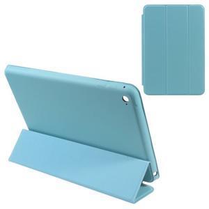 Slimové polohovatelné pouzdro na iPad mini 4 - světlemodré - 1