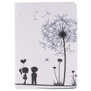 Knížkové pouzdro na tablet iPad Pro 9.7 - láska - 1