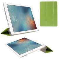 Trifold polohovatelné pouzdro na tablet iPad Pro 9.7 - zelené - 1/7