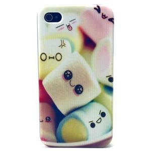 Emotive gelový obal na mobil iPhone 4 - kokina - 1