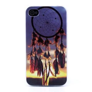 Emotive gelový obal na mobil iPhone 4 - snění - 1