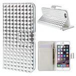 Cool style pouzdro na iPhone 6s a iPhone 6 - stříbrné - 1/7