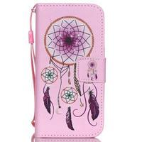 Peněženkové pouzdro na mobil iPhone SE / 5s / 5 - dream - 1/7