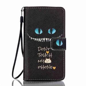 Emotive pouzdro na mobil Lenovo A536 - varování - 1