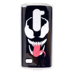 Jelly gelový obal na mobil LG Leon - monster - 1