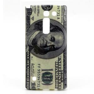 Gelový kryt na mobil LG Spirit - bankovka - 1