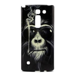 Gelový kryt na mobil LG Spirit - gorila mafián - 1