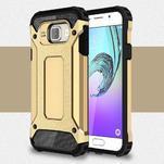 Extreme outdoor kryt 2v1 na mobil Samsung Galaxy A3 (2016) - zlatý - 1/7