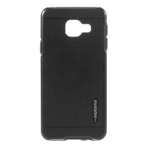 Odolný ochranný obal 2v1 na mobil Samsung Galaxy A3 (2016) - černý - 1