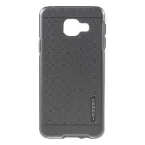Odolný ochranný obal 2v1 na mobil Samsung Galaxy A3 (2016) - šedý - 1