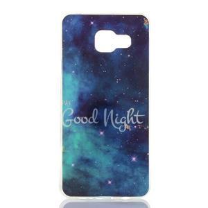 Softys gelový obal na mobil Samsung Galaxy A3 (2016) - dobrou noc - 1