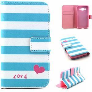 Pouzdro na mobil Samsung Galaxy Core Prime - love - 1