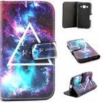 Pouzdro na mobil Samsung Galaxy Core Prime - traingl - 1/7