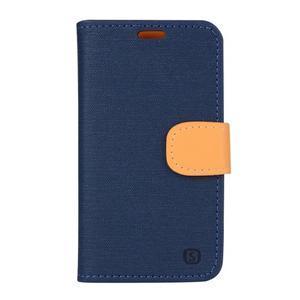 Covers pouzdro na mobil Samsung Galaxy Core Prime - tmavěmodré - 1