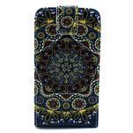 Flipové pouzdro na mobil Samsung Galaxy Core Prime - mandala - 1/7