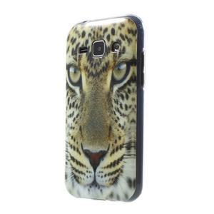 Gelový kryt na Samsung Galaxy J1 - leopard - 1