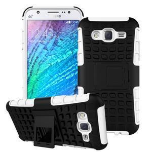 Outdoor kryt na mobil Samsung Galaxy J5 - bílý - 1