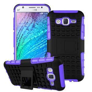 Outdoor kryt na mobil Samsung Galaxy J5 - fialový - 1
