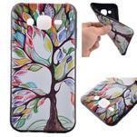 Jelly gelový obal na mobil Samsung Galaxy J5 - malovaný strom - 1/6