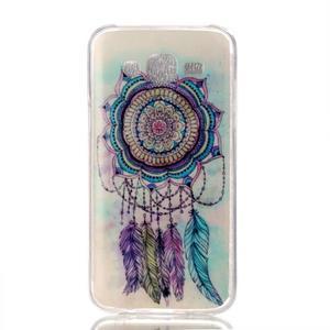 Softy gelový obal na mobil Samsung Galaxy J5 - lapač snů - 1