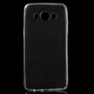 Ultratenký slim gelový obal na Samsung Galaxy J5 (2016) - transparentní - 1