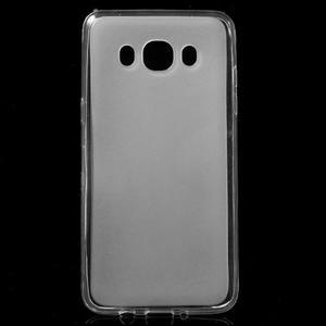 Oboustranně matný gelový obal na Samsung Galaxy J5 (2016) - bílý - 1