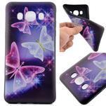 Casis gelový obal na mobil Samsung Galaxy J5 (2016) - kouzelní motýlci - 1/5