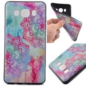 Casis gelový obal na mobil Samsung Galaxy J5 (2016) - henna - 1