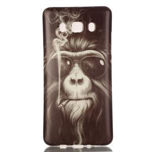 Jelly gelový obal na Samsung Galaxy J5 (2016) - orangutan - 1