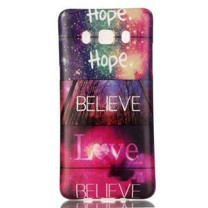 Jelly gelový obal na Samsung Galaxy J5 (2016) - believe - 1