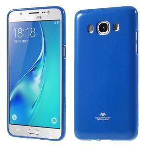 Newsets gelový obal na Samsung Galaxy J5 (2016) - modrý - 1