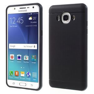 Hybridní obal 2v1 na mobil Samsung Galaxy J5 (2016) - tmavěmodrý - 1