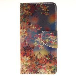 Pictures pouzdro na mobil Samsung Galaxy J5 (2016) - podzimní listí - 1