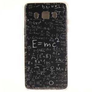 Gelový obal na mobil Samsung Galaxy J5 (2016) - vzorce - 1