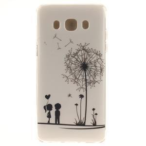 Gelový obal na mobil Samsung Galaxy J5 (2016) - láska - 1