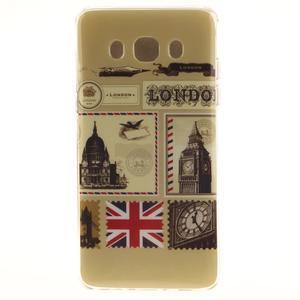 Gelový obal na mobil Samsung Galaxy J5 (2016) - United Kingdom - 1