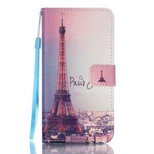 Etny pouzdro na mobil Samsung Galaxy J5 (2016) - Eiffelova věž - 1