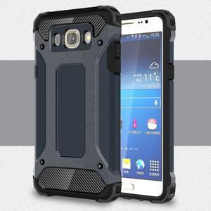 Armor 2v1 odolný obal na Samsung Galaxy J5 (2016) - tmavěmodrý - 1