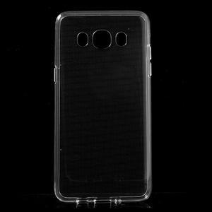 Transparentní gelový obal na mobil Samsung Galaxy J5 (2016) - 1