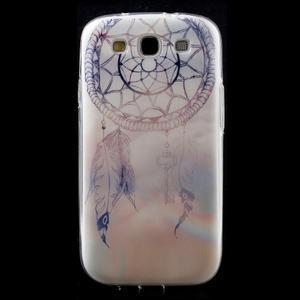 Ultratenký gelový obal na mobil Samsung Galaxy S3 - lapač snů - 1