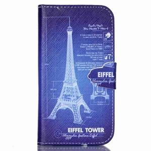 Emotive peněženkové pouzdro na Samsung Galaxy S3 - Eiffelova věž - 1