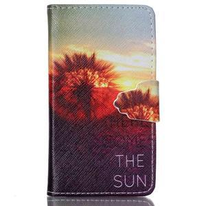 Emotive pouzdro na mobil Samsung Galaxy S3 mini - východ slunce - 1