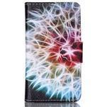 Emotive pouzdro na mobil Samsung Galaxy S3 mini - barevná pampeliška - 1/6