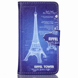 Emotive pouzdro na mobil Samsung Galaxy S3 mini - Eiffelova věž - 1