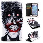 Standy peněženkové pouzdro na Samsung Galaxy S4 - monstrum - 1/7