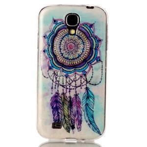 Softy gelový obal na mobil Samsung Galaxy S4 - lapač snů - 1