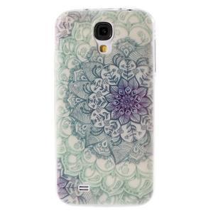 Ultratenký slim gelový obal na Samsung Galaxy S4 - galaxie - 1