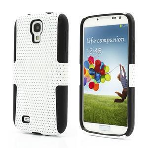 Odolný obal na mobil Samsung Galaxy S4 - bílý - 1