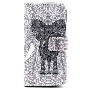 Pouzdro na mobil Samsung Galaxy S4 mini - slon - 1